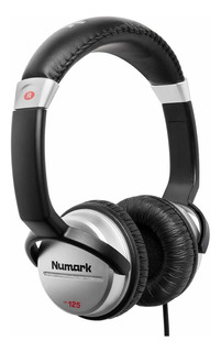 Numark Hf125   Ultra-portátil De Dj Profesional Auriculares