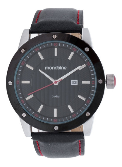 Relógio Mondaine 69246g0mvnh1 Preto