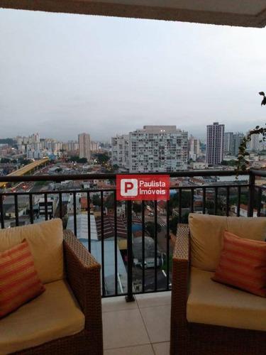 Apartamento Com 2 Dormitórios À Venda, 53 M² Por R$ 515.000,00 - Ipiranga - São Paulo/sp - Ap27805