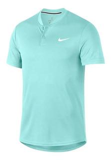 Polos Nike Tenis Court Dry Blade Hombre