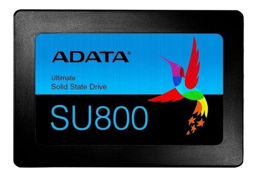 Imagen 1 de 3 de Disco sólido SSD interno Adata Ultimate SU800 ASU800SS-1TT-C 1TB