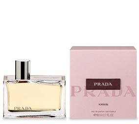 Decant Amostra Do Perfume Prada Amber Parfum Edp 2ml