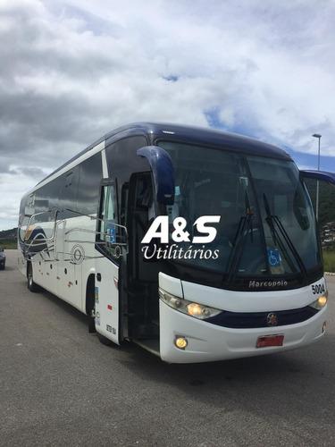 Paradiso 1050 G7 Scania K-310 Ano 2012 Baixo Km Ais Ref.517