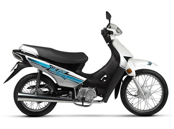 Moto Motomel Blitz 110 V8 Base Urquiza Motos