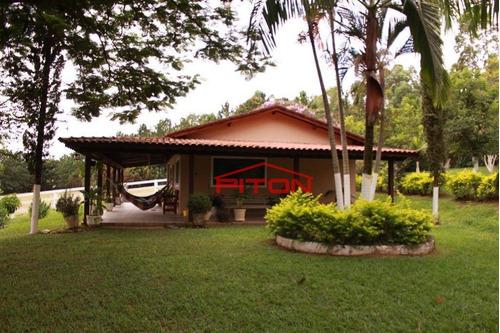 Chácara Com 5 Dormitórios À Venda, 24200 M² Por R$ 1.300.000,00 - Gramadinho - Porto Feliz/sp - Ch0018