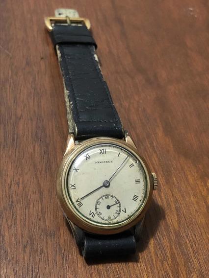 Relógio Antigo De Pulso Longines