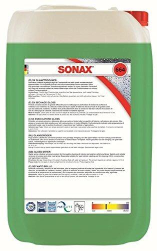 Sonax Bidon De 25lts (secado Rápido Y Mas Brillo
