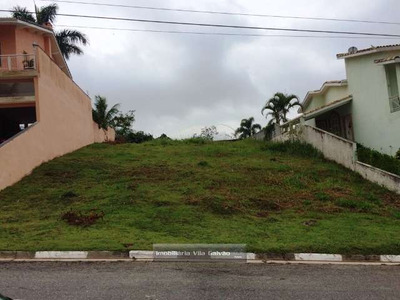 Terreno Condomínio Hills 3 Arujá 597m² - 3465-1