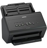 Scanner Alta Velocidade Brother Ads-3000n 3000 50ppm Duplex