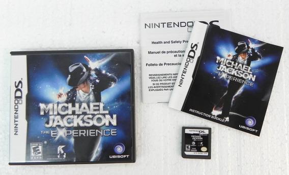 Jogo Michael Jackson The Experience - Nintendo Ds