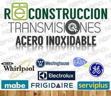 Servicio De Reconstrucción De Transmisiones De Lavadoras