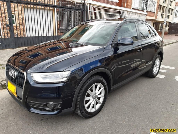 Audi Q3 Quattro Full Turbo