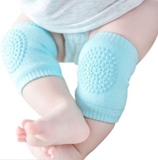 Protetor De Joelho Joelheira Bebê Criança Não Deslizante
