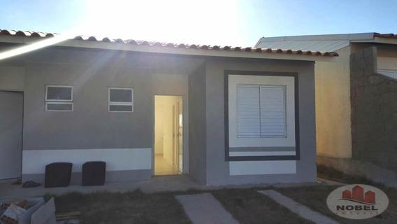Casa Em Condomínio Com 02 Dormitório(s) Localizado(a) No Bairro Sim Em Feira De Santana / Feira De Santana - 3472