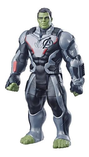 Imagem 1 de 2 de Avengers Endgame Ultimato Titan Hero Hulk 30 Cm