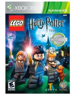 Lego Harry Potter Años 1-4 Xbox 360 Usado