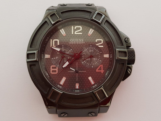 Guess W0040g2 Day-date Quartz Cx05