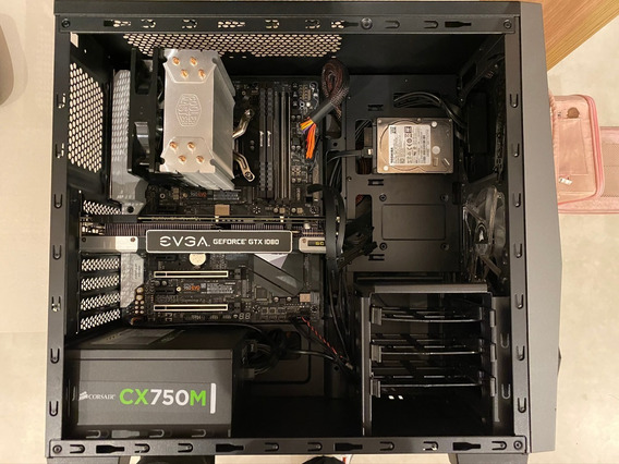 Pc Gamer I7 7700k Gigabyte 32gb Ram Gtx 1080 Evo 960 M.2