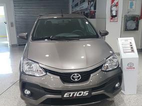 Toyota Etios Xls 1.5, At Adjudicado , Saldo Sin Interes*