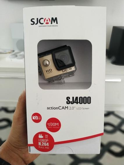 Camera De Ação Sj4000