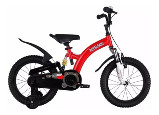 Bicicleta Infantil Royal Baby Flying Bear Rodado 16 Cuotas
