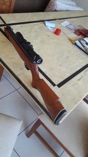 Carabina Montenegro Cbc G2 5.5mm + Luneta