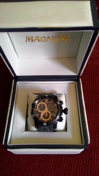 Relógio Magnum Cronógrafo (modelo Ma-33755)