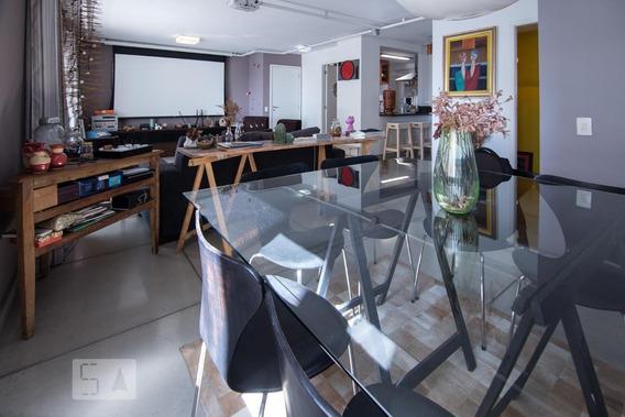 Apartamento Para Aluguel - Barra Funda, 3 Quartos, 132 - 892883302