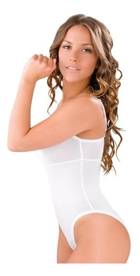 Faja Reductora Body Bikini Con Top Body Siluette Modelo 105