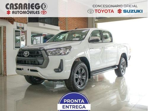 Toyota Hilux Sr 4x4 Diesel At 2.4 2021 0km