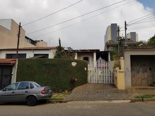 Imagem 1 de 23 de Casa Com 3 Dormitórios À Venda, 260 M² - Campestre - Santo André/sp - Ca10827