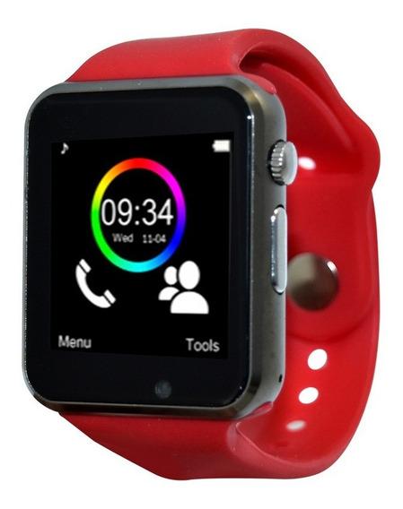 Smart Watch Celular Reloj Touch Bluetooth Necnon C-3t Gr/rj