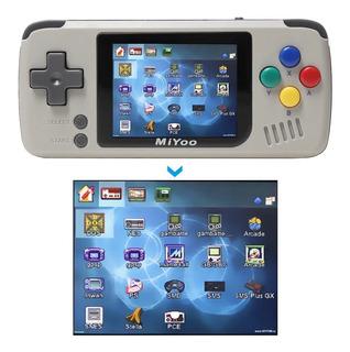 Consola Retro Bittboy Portatil Nintendo Gameboy Play Snes