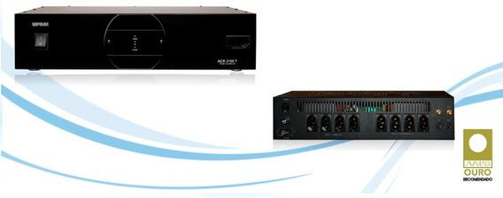 Condicionador Transformador Acf2100t Entrada 220v Saída 120v