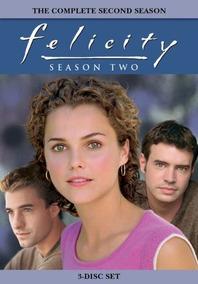 Felicity Temporada 2 Dvd Region 1 Keri Russell.