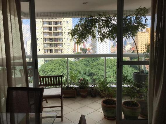 Apartamento Em Vila Mariana, São Paulo/sp De 108m² 3 Quartos À Venda Por R$ 1.060.000,00 - Ap228180