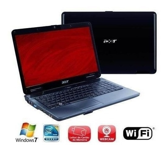 Notebook Acer Aspire 5532 Impecável..