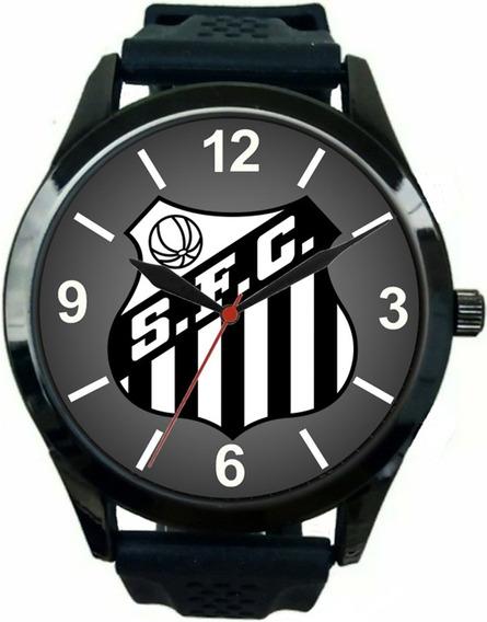 Relógio Pulso Esportivo Santos Promoção Masculino Oferta