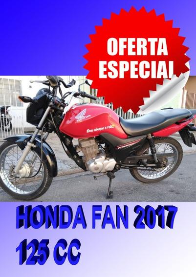 Honda Honda Fan Cg125 Cc