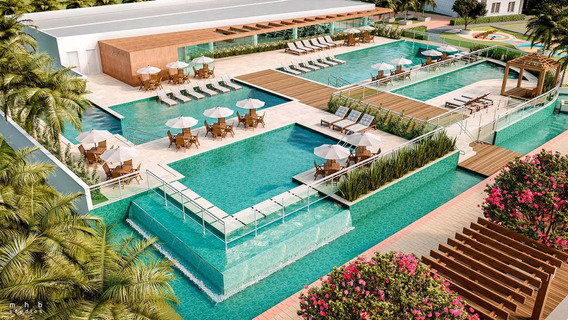 Apartamentos 2 E 3 Quartos, Residencial Reserva Parque Clube