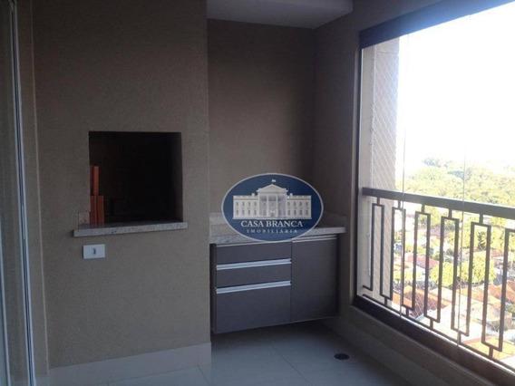 Apartamento Residencial À Venda, Jardim Sumaré, Araçatuba. - Ap0430