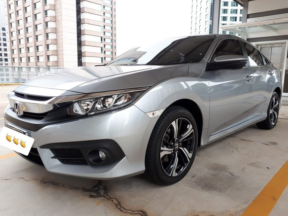 Honda Civic 2017 2.0 Exl Flex Aut. 4p