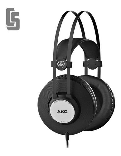Auricular Profesional Cerrado De Estudio Akg K72