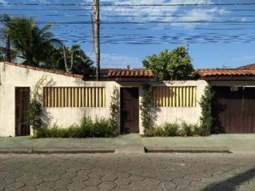 Ótima Casa Lado Praia No Corumbá Em Itanhaém - 5781   Npc