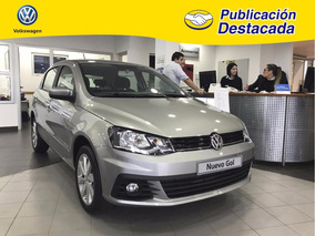 Volkswagen Vw Gol Trend Trendline Financiado 2017 0km Nuevo