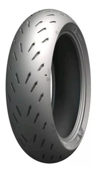 Pneu Moto Michelin Power Rs Traseiro Tl 140/70 R17 (66h)