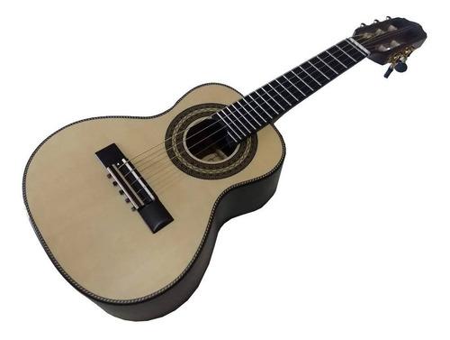 Imagem 1 de 10 de Cavaco 5 Cordas Luthier Araujo Novo Com Garantia