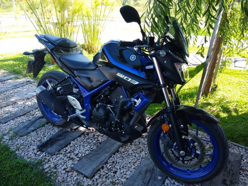 Yamaha Mt03 2017 Original