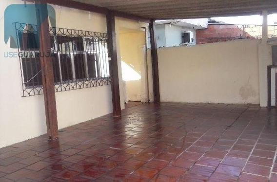 Casa A Venda No Bairro Jardim Santa Maria Em Guarujá - Sp. - 591-1