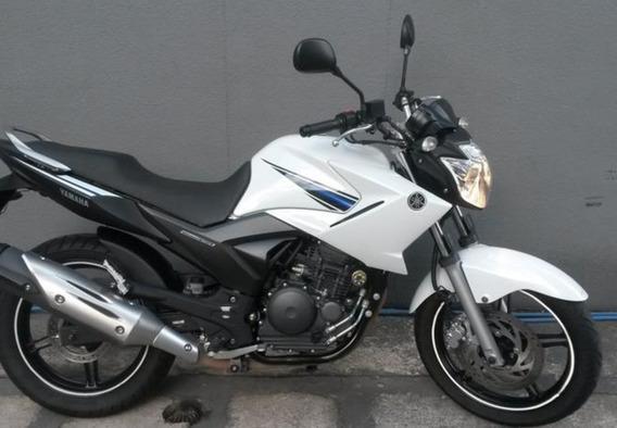 Yamaha Fazer 250 Branca